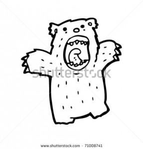 stock-vector-grizzly-bear-cartoon-71008741