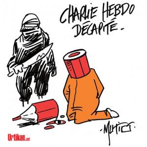 Charlie Décapité