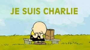 Je suis charlie sur le banc