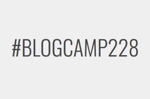 Article : Le #BlogCamp228 passe la sixième