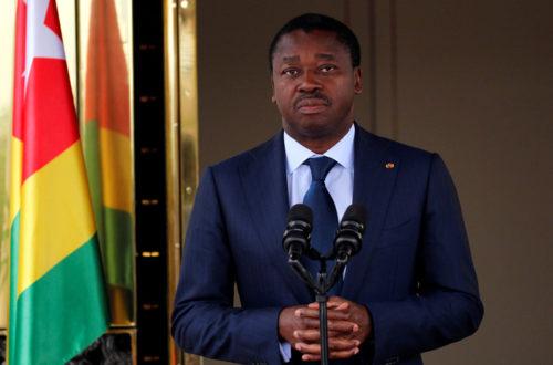 Article : Togo : une élection présidentielle qui restera peut-être dans les annales!
